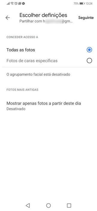 google_fotos_partilha