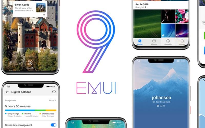 Huawei P20 e Mate10 começam a receber a EMUI 9 0 com Android Pie