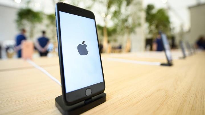 Apple Qualcomm iPhone venda China