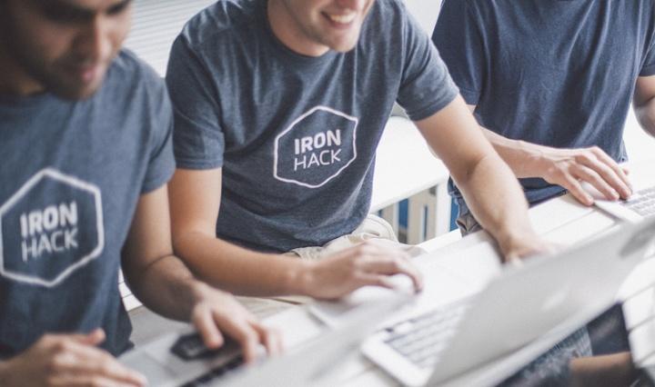 IRONHACK - Um novo formato de ensino