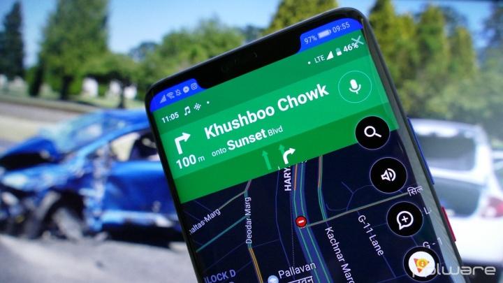 Indicação de acidentes no trânsito vai finalmente chegar ao Google Maps