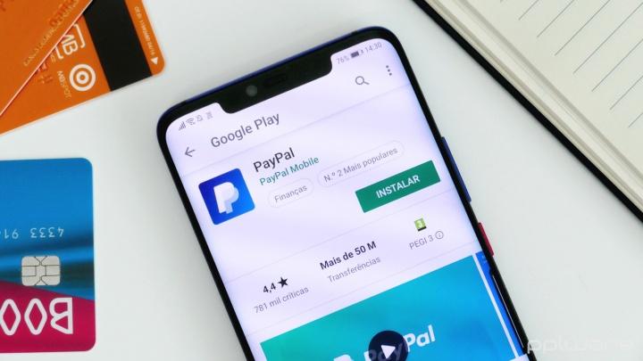 Usa o Paypal no Android? Tenha cuidado, podem roubar-lhe dinheiro