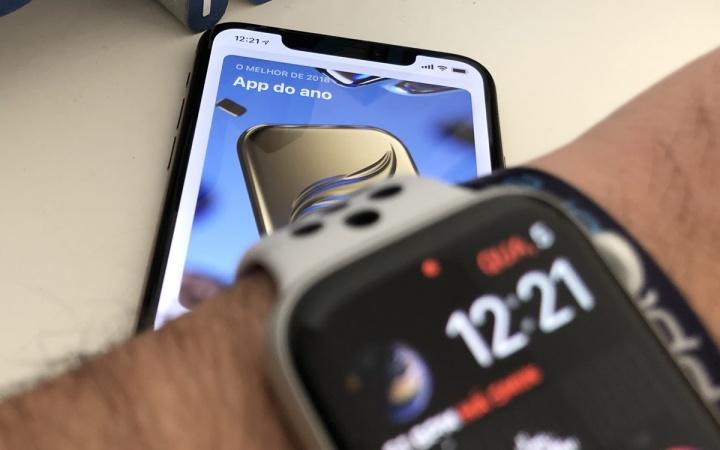 a7a53de9e1d Apple escolhe as 10 melhores aplicações de 2018 para o Apple Watch