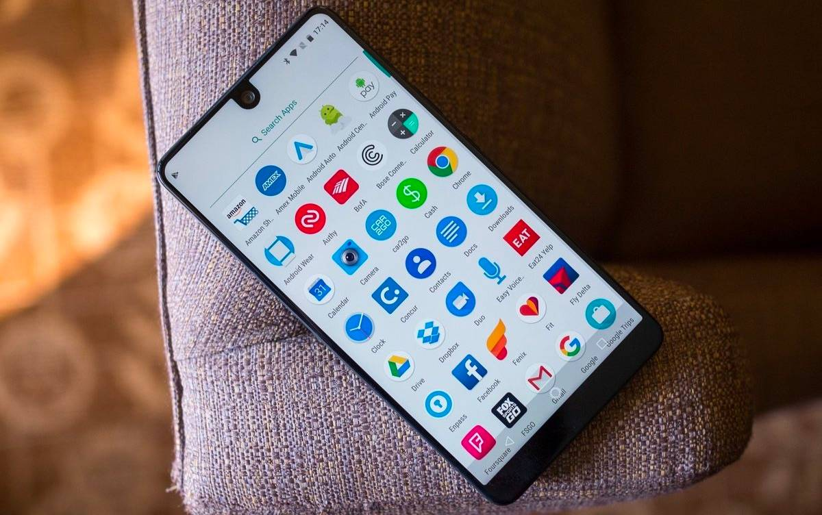 Essential has come to an end and no longer guarantees updates for your smartphones