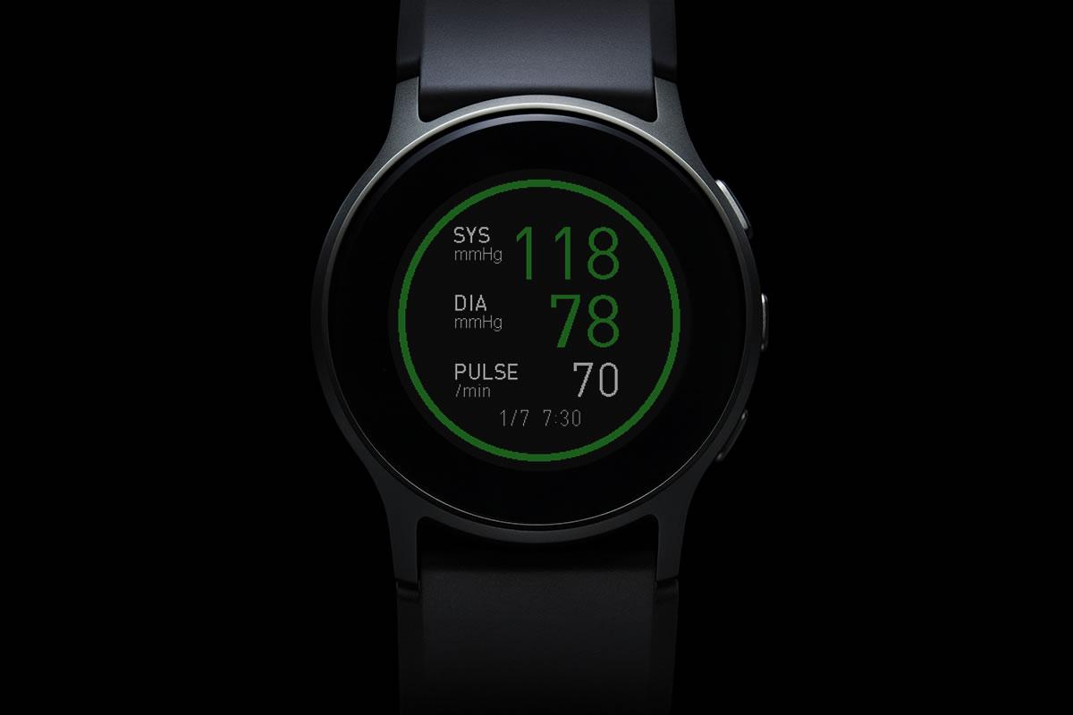 HeartGuide  primeiro smartwatch aprovado para medir a pressão ... 6da0dba20b
