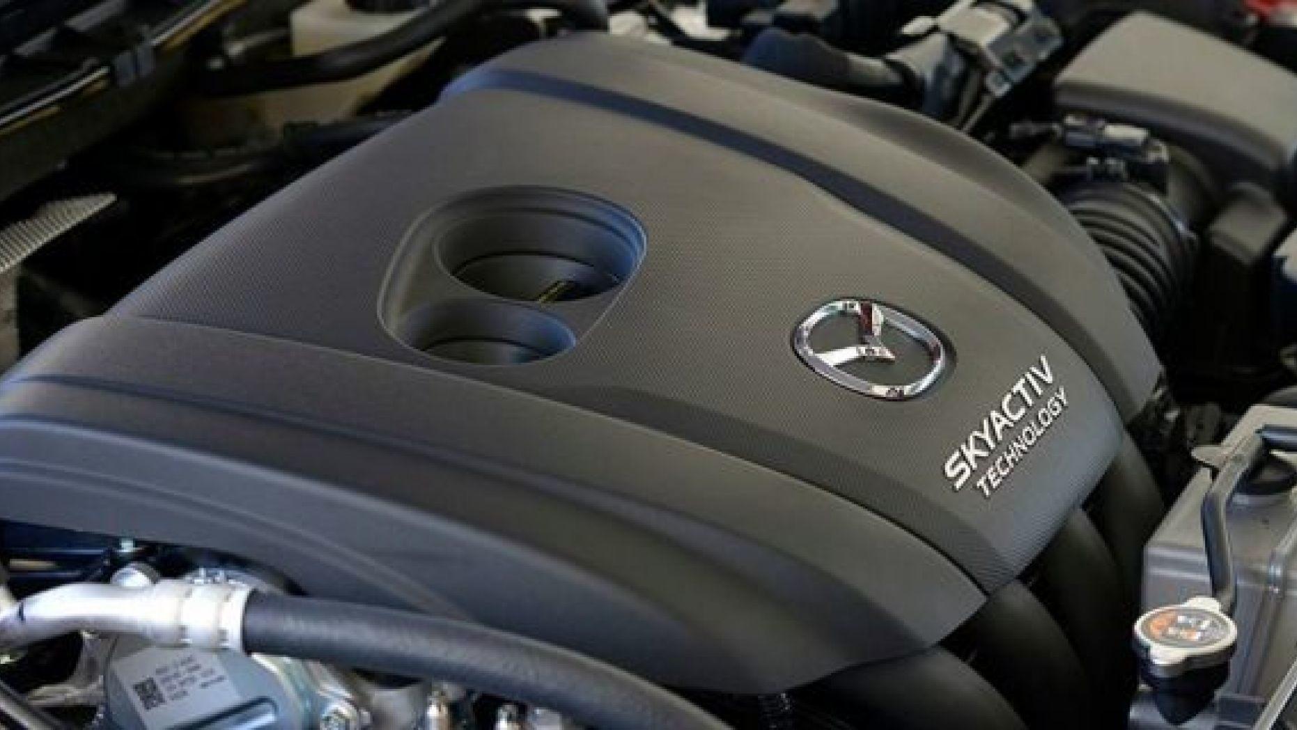 ca11df1b169 Mazda diz não ao elétrico