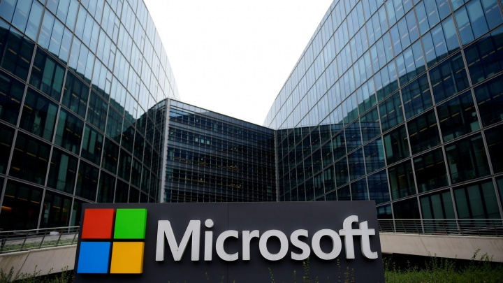 Microsoft outlook serviço correio alerta