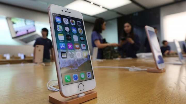 Qualcomm Apple iPhone vender China