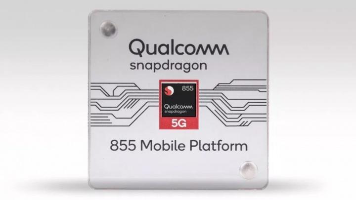 Snapdragon 855 Qualcomm smartphones SoC 3D Sonic Sensor