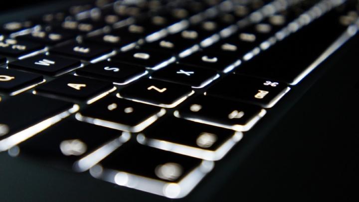 teclado Mac macOS iluminação Apple