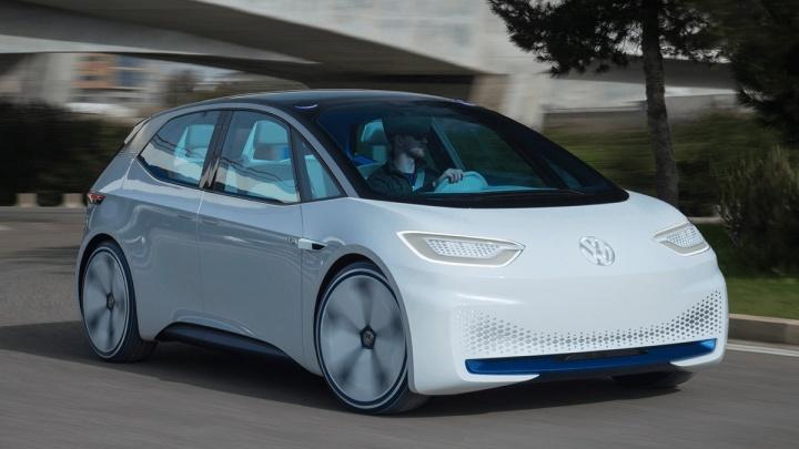 Volkswagen I.D. elétricos preço