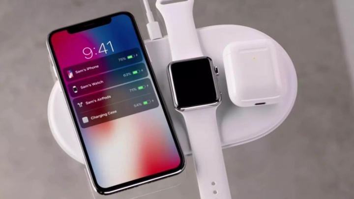 AirPower Apple carregador sem-fios mercado