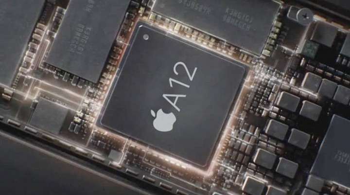 Apple A12 A13 iPhone XI Bionic