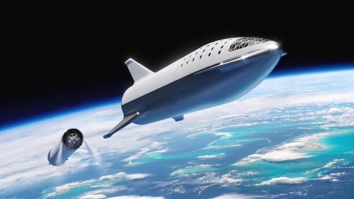 Elon Musk SpaceX Starship testes foguetão