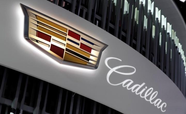 Veja as imagens do primeiro Cadillac elétrico