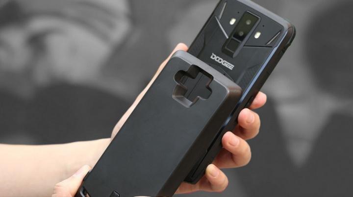 Doogee prepara-se para lançar smartphone modular da Era do 5G