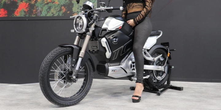 Ducati - o futuro também passará pela mota elétrica