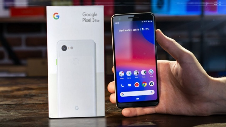 Google Pixel 3a smartphones Android