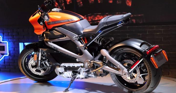 LiveWire - A mota elétrica da Harley Davidson já tem preço