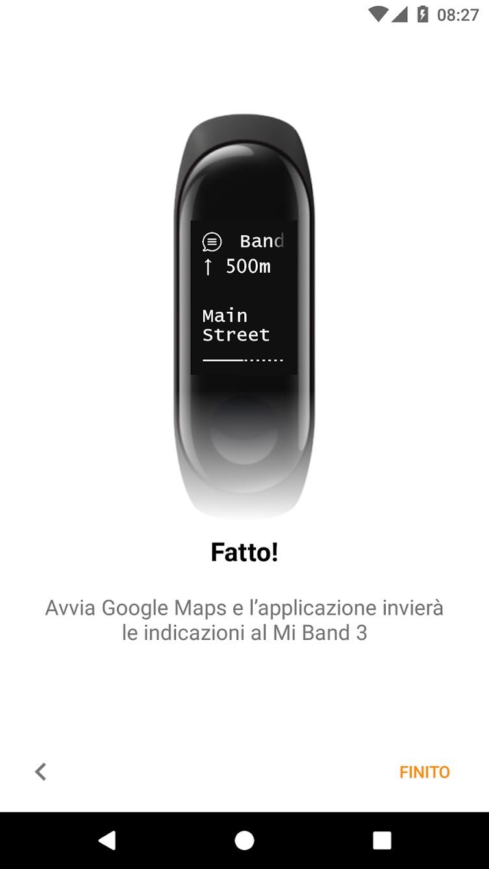 Quer receber indicações do Google Maps na sua Xiaomi Mi Band 3?