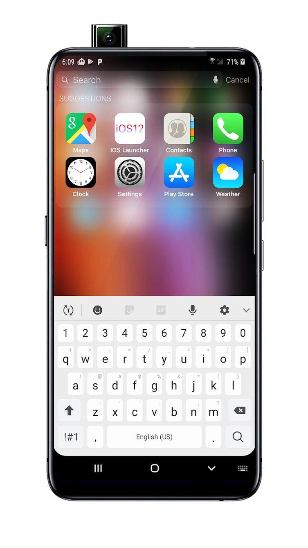 Resultado de imagem para iphone no android