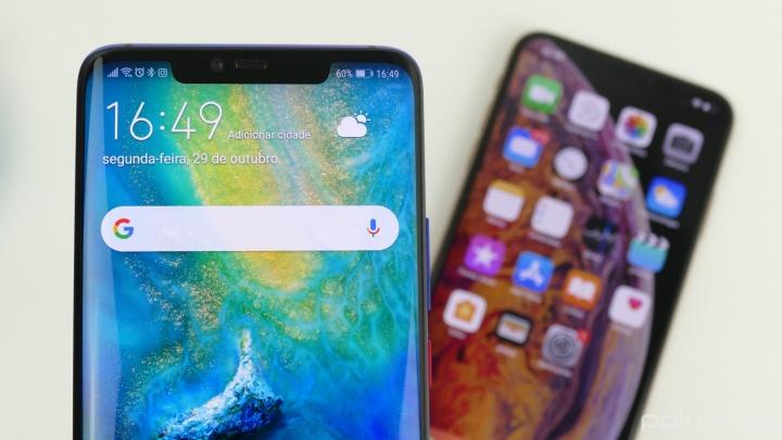 Huawei, Apple, Xiaomi, smartphones, Samsung