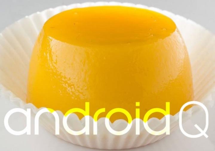 sistema operativo Android Q Google