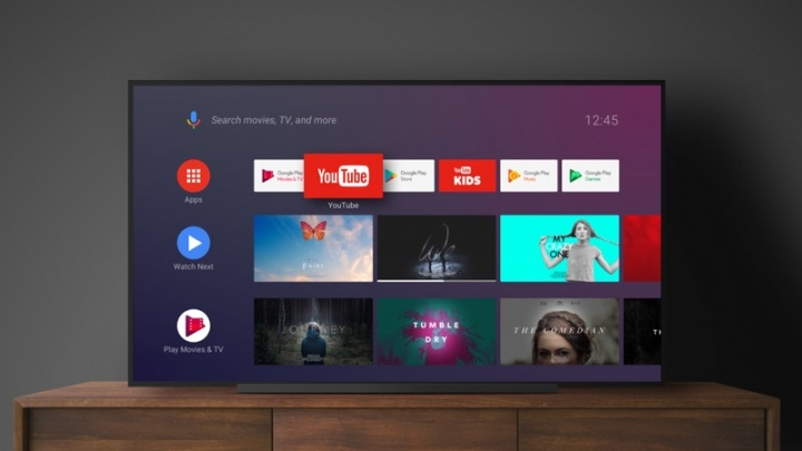 Google Android TV Android TV