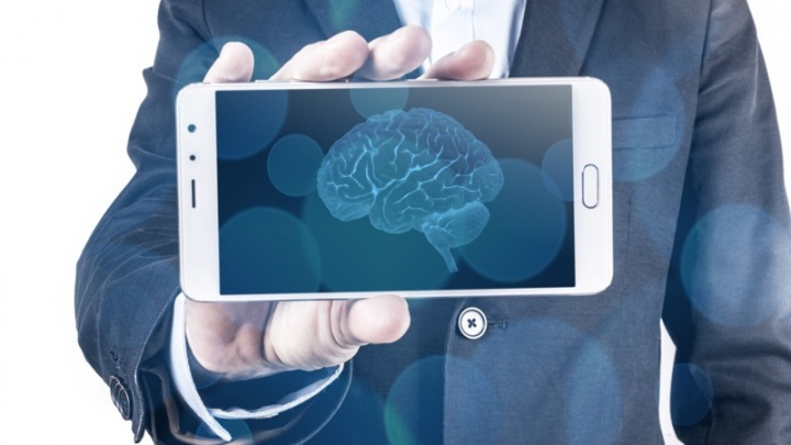 Antude smartphones Checking for artificial intelligence AITUTu