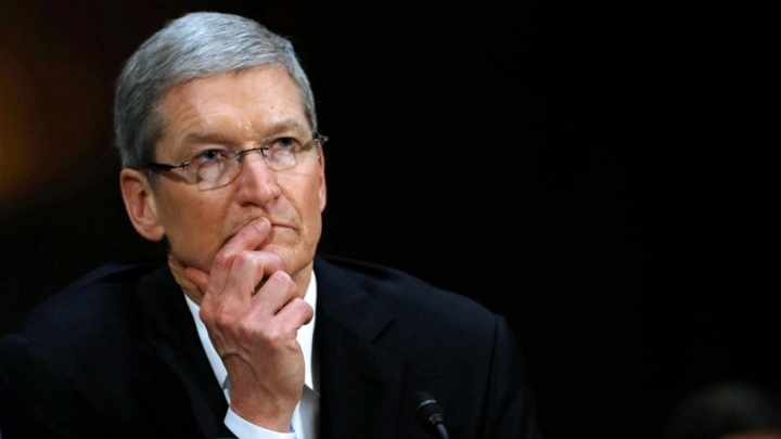 Apple Nokia iPhone Tim Cook vendas