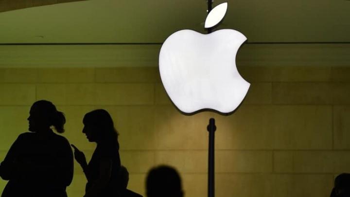 Apple iPhone receitas lucro serviços