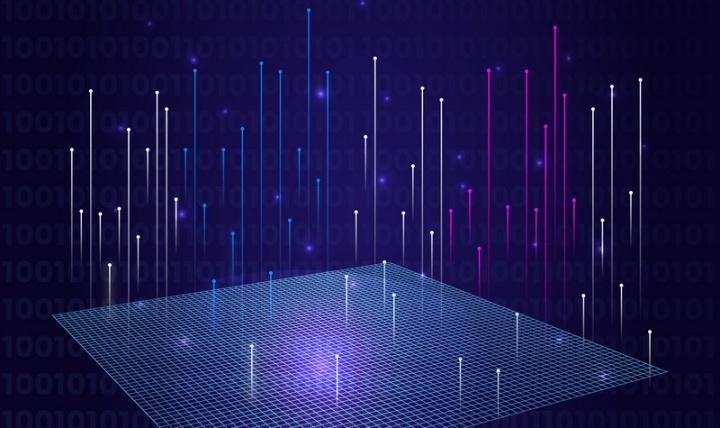 A História das Bases de Dados - O Início - imagem: freepik