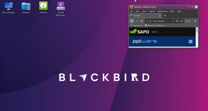Fim do Windows 7? É hora de experimentar o Netrunner 19 01 'Blackbird'