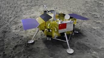 China foi o primeiro país a aterrar no lado negro da Lua