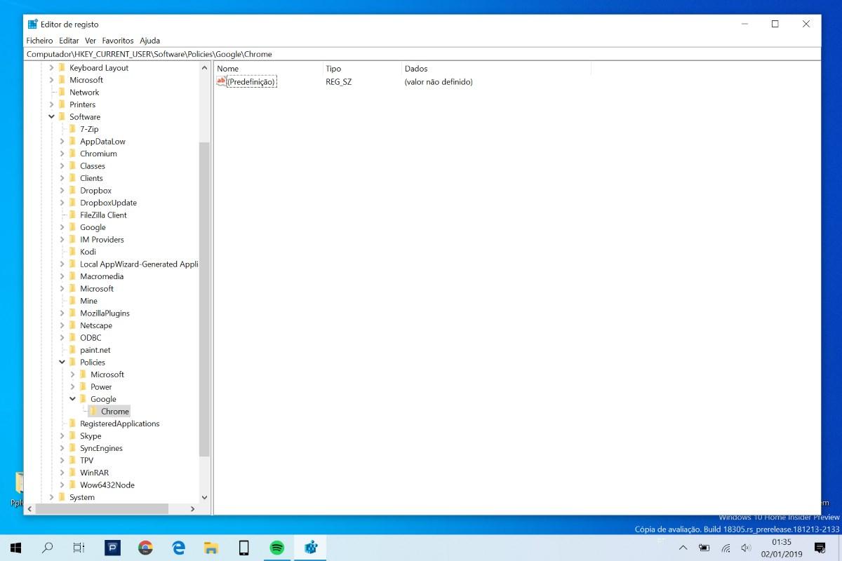 Dica: Saiba como bloquear os downloads do Chrome no Windows 10