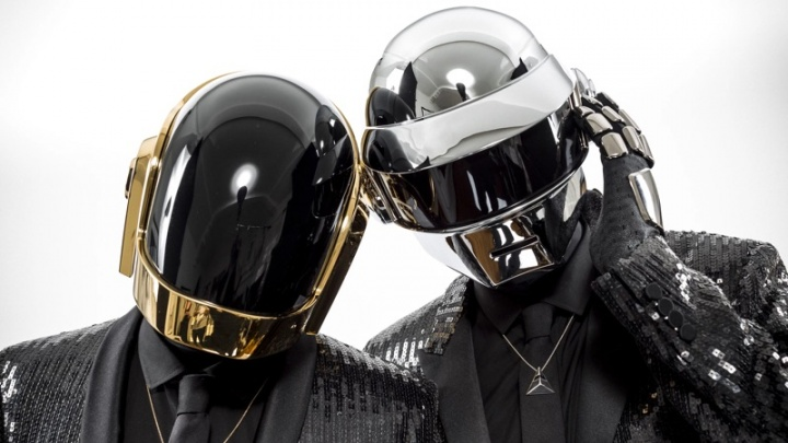 Daft Punk Human After All Electroma
