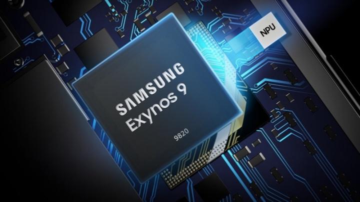 Samsung, Galaxy S10, Samsung Galaxy S10, Exynos 9820, Snapdragon 855