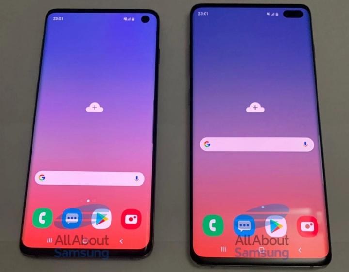 Samsung, Android, smartphone, Samsung Galaxy S10, Galaxy S10