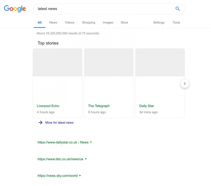 Google, search Google, Article 11, search, Article 13