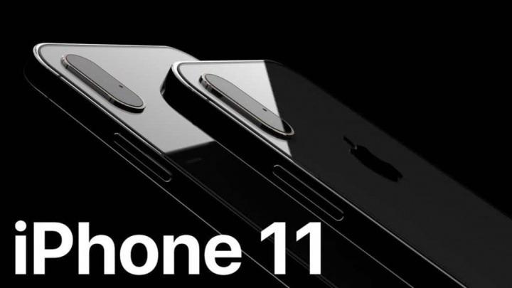 Imagem de conceito do iPhone XI, ou iPhone 11 de 2019