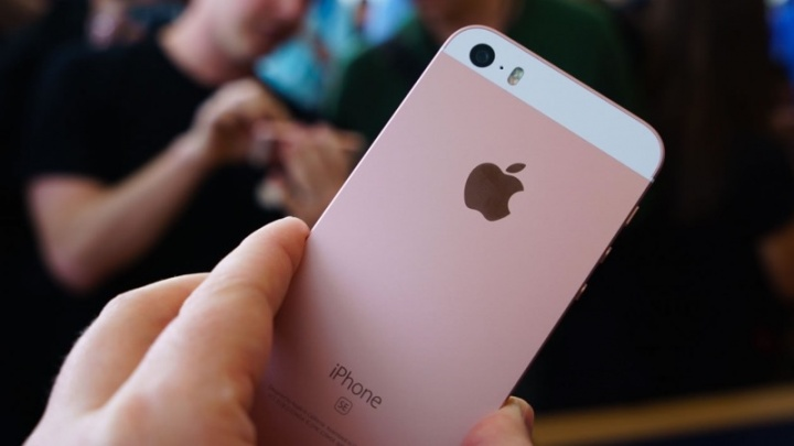 Apple iPhone iPhone SE venda descontinuado