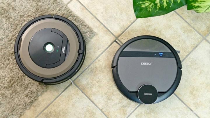 iRobot Roomba 896 vs Ecovacs Deebot 901 - Qual a melhor escolha?