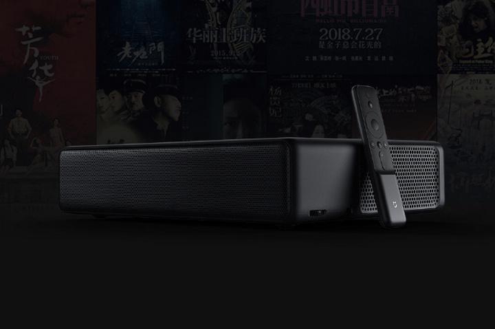 Xiaomi já tem um novo projetor laser com resolução 4K até 150''