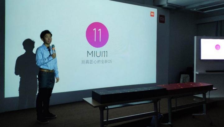 Xiaomi já começou a trabalhar na sua nova MIUI 11