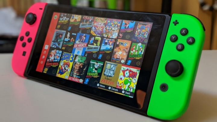Nintendo, Nintendo Switch, Switch, consola, novo modelo width=