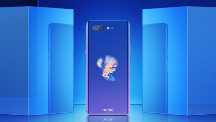 Nubia X, o smartphone Android com duas caras e sem notch