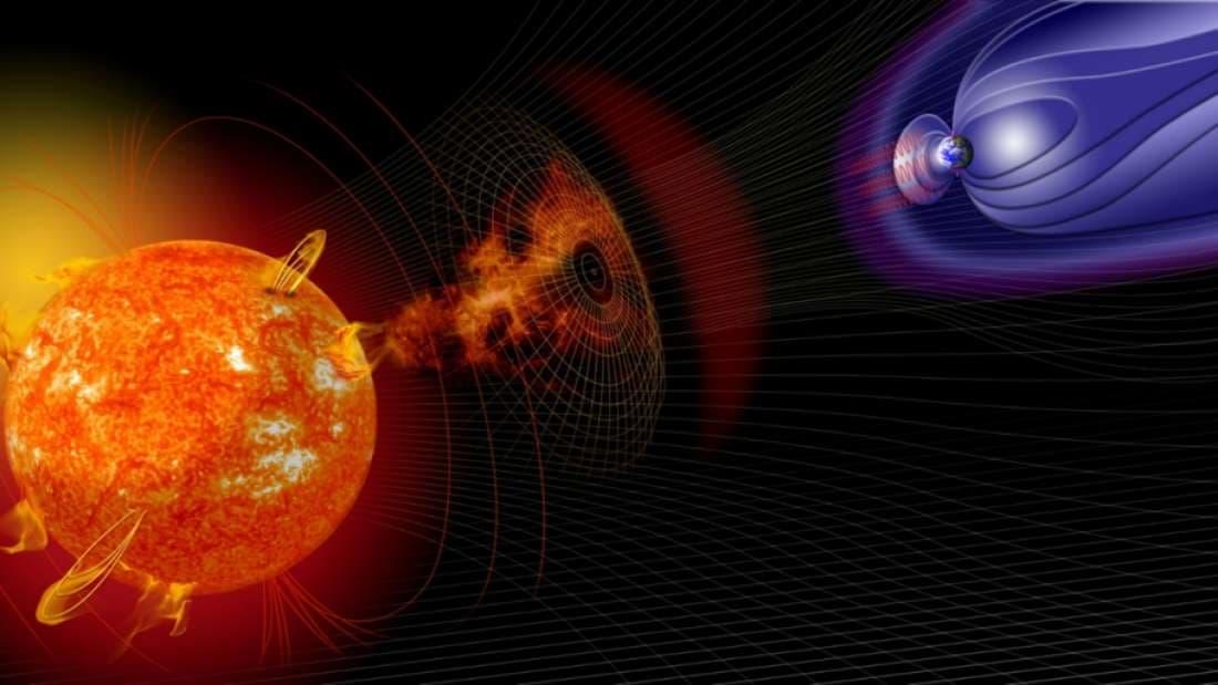 O que acontecerá aos humanos se os polos magnéticos da Terra rodarem  41487c6c55be6