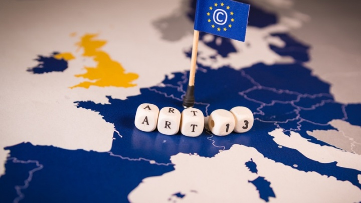 Article 11 Article 13 Internet rating of the European Union