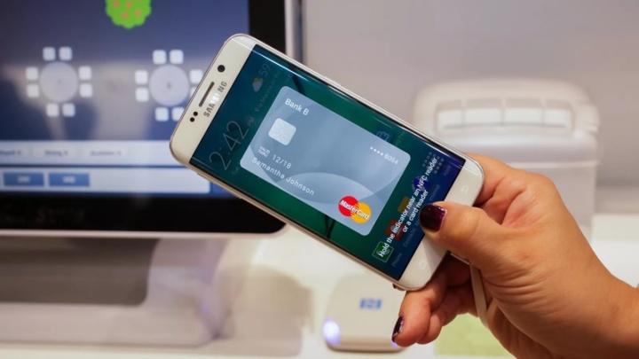 Samsung Pay cartão débito dinheiro