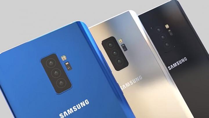 Samsung, Galaxy S10, Samsung Galaxy S10, Android, smartphones